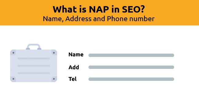 NAP - что это такое и почему это так важно для локального SEO?